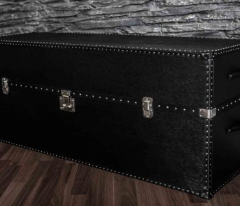 Verbier 1892 Steamer Trunk Furniture
