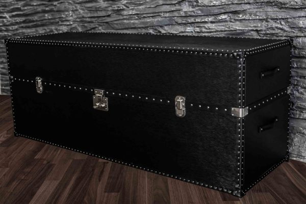 Verbier 1892 Steamer Trunk Furniture