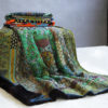 Hermes Shawl lined with Fur