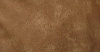 Rich brown suede